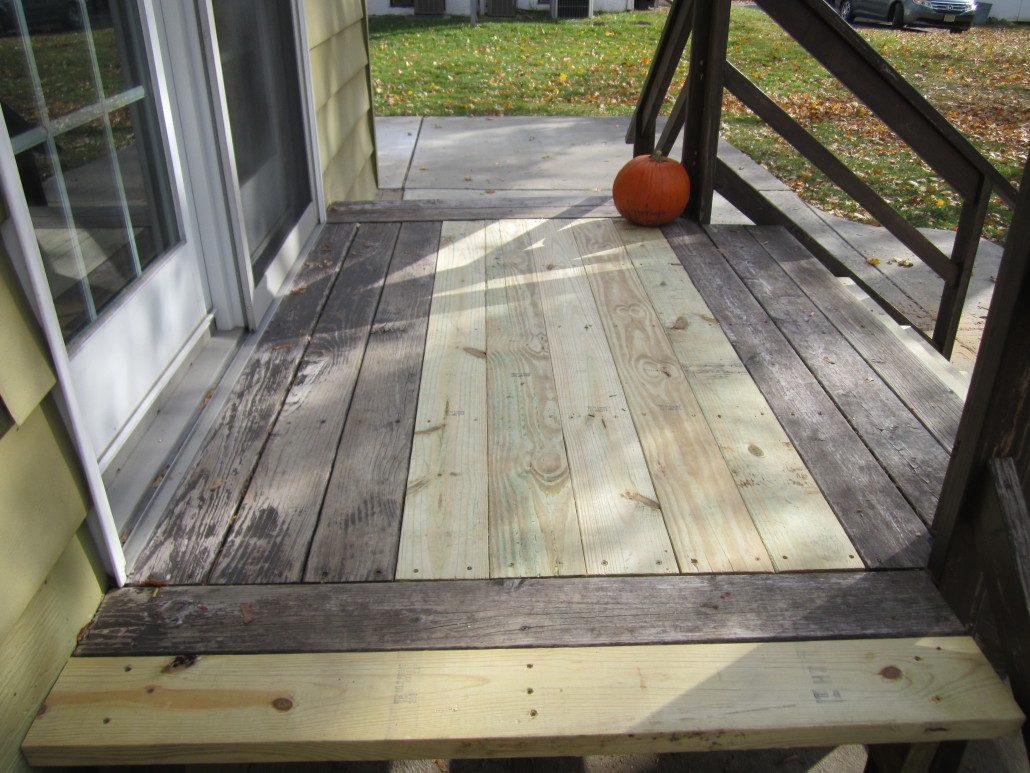 deck installation services