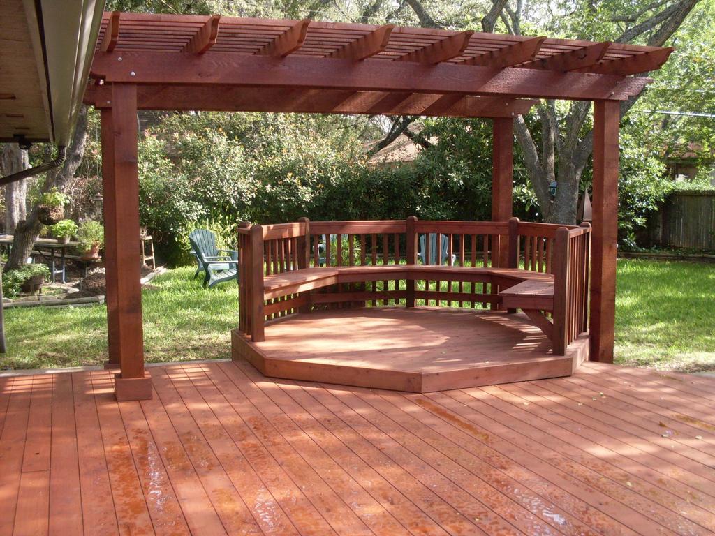 restore an aging deck | handyman on call