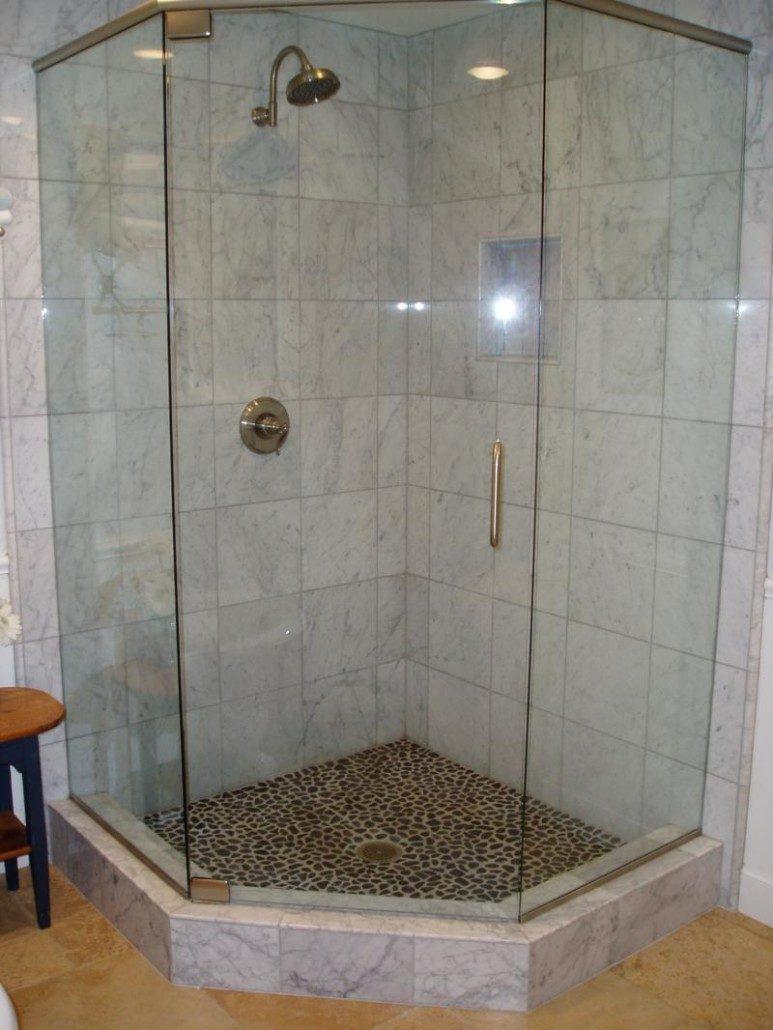 Removing Black Mold On The Shower Walls