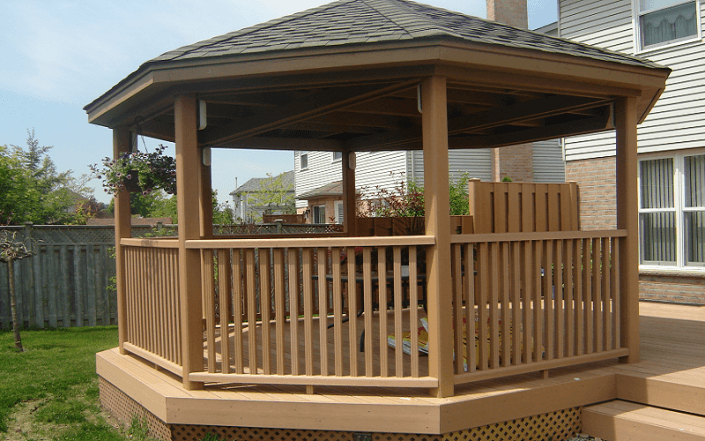 Carpentry-Gazebo